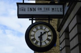 The Inn on the Mile, hotel localizado na Royal Mile