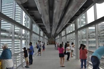 Skybridge, plataforma de observação das Torres Petronas