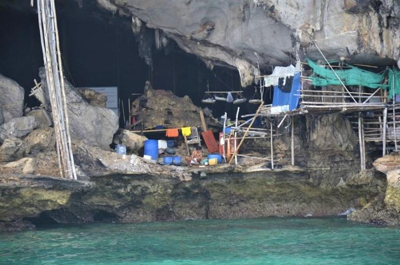 Caverna Viking em Koh Phi Phi