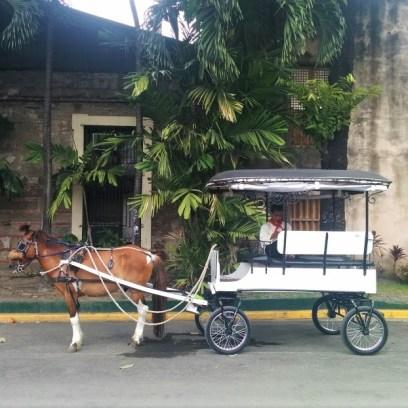 Kalesa no Forte Santiago