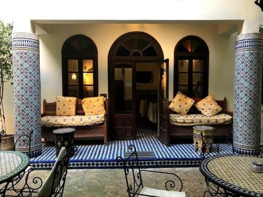 Riad Jardin Chrifa, Fez