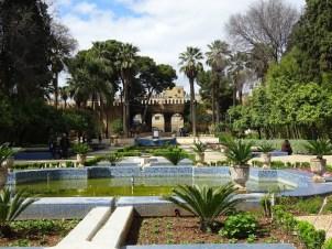 Jardin Jnan Sibil Fez