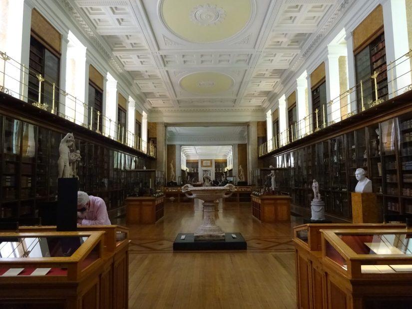 Museu Britânico em um dia - Enlightment Gallery Room
