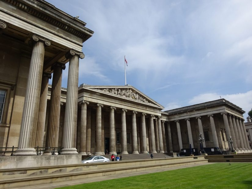 Museu Britânico em um dia