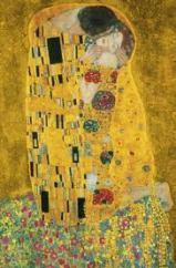 The kiss - Gustav Klimt