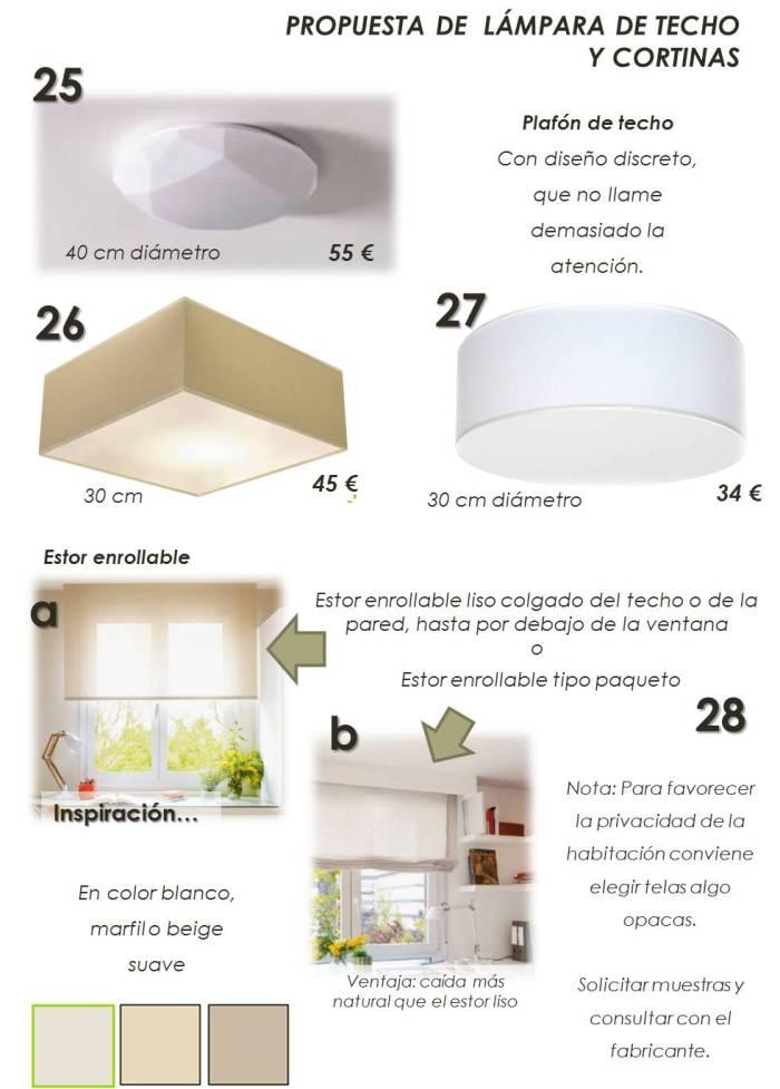 habitación juvenil de 10 m2 10
