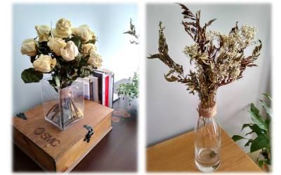 Cómo secar flores: la forma más sencilla de lucir ramos «inmortales»