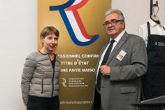 Anne Sander, Francis Attrazic