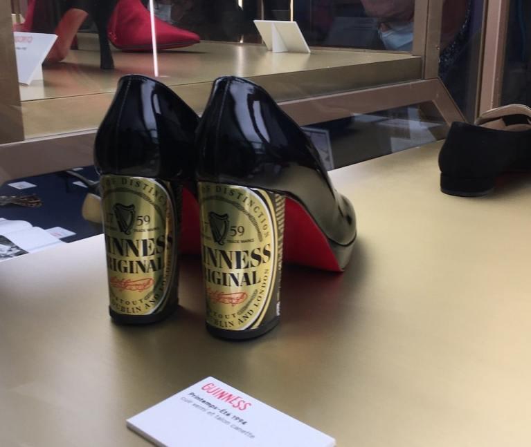escarpin Guinness Louboutin