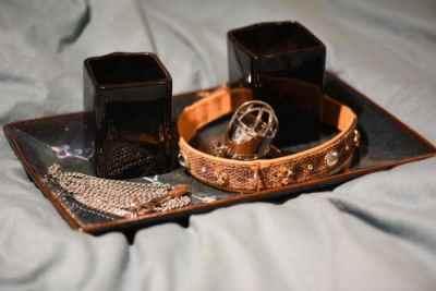 cage de chasteté esthétique bijoux