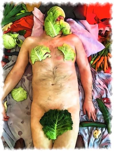 légumes dominatrice soumis