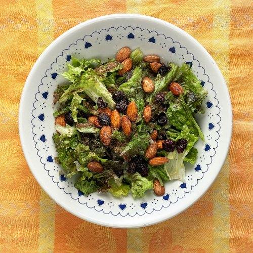 Superfood Salad, Two Ways (plant-based, gluten-free)