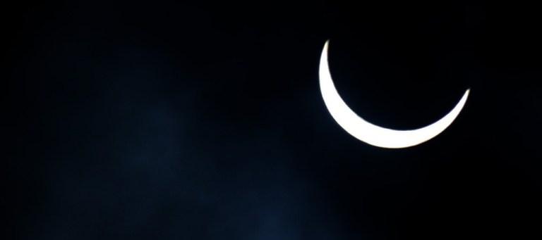 खण्डग्रास सूर्यग्रहण लाग्यो, अब यस्तो ग्रहण ४४ वर्षपछि
