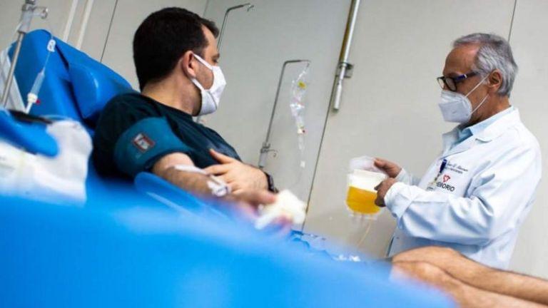 कोरोना उपचार गर्न अमेरिकामा प्लाज्मा थेरापीलाई अनुमति