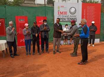 तेस्रो आइएमई टेनिस प्रतियोगिता