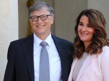 अर्बपति बिल गेट्स र पत्नी मेलिन्डाबीच सम्बन्धविच्छेद