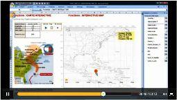 Excel 2007 carte interactive