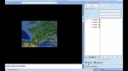 Powerpoint 2007 effet zoom sur carte de géographie V0