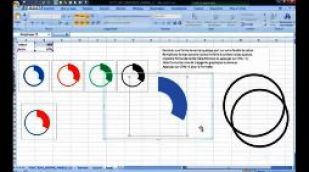 Excel 2007 graphique en anneau V2