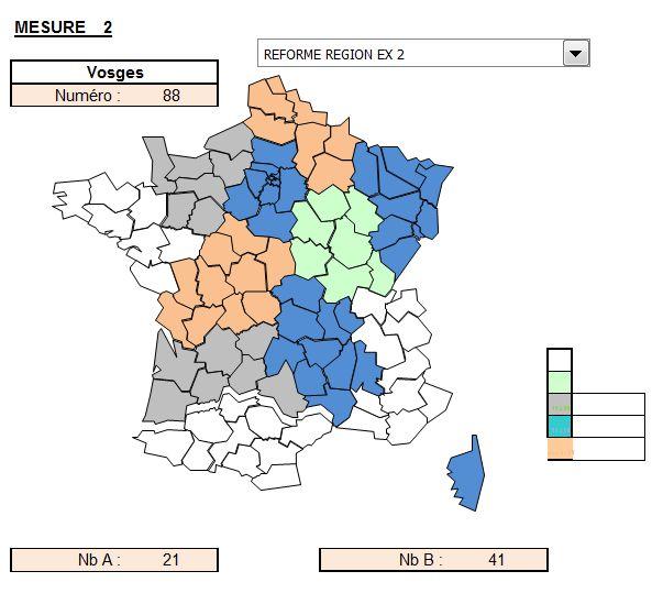 Excel Creer Une Carte Interactive Sous Excel Et Si La Nouvelle Carte De France Des Regions Ressemblait A Ca Maitrise Excel