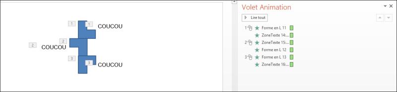 POWERPOINT_2013_EX_DEFILE_ARGUMENTS Powerpoint 2013 : Comment faire un effet défilé d'arguments sur Powerpoint en moins de 5 min.