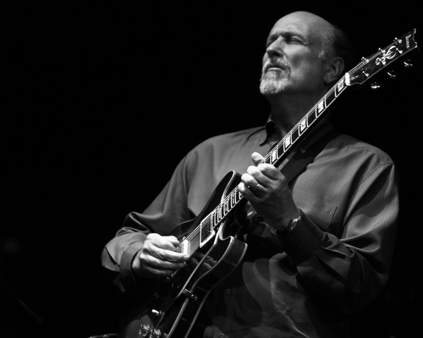 John Scofield jazz guitariste