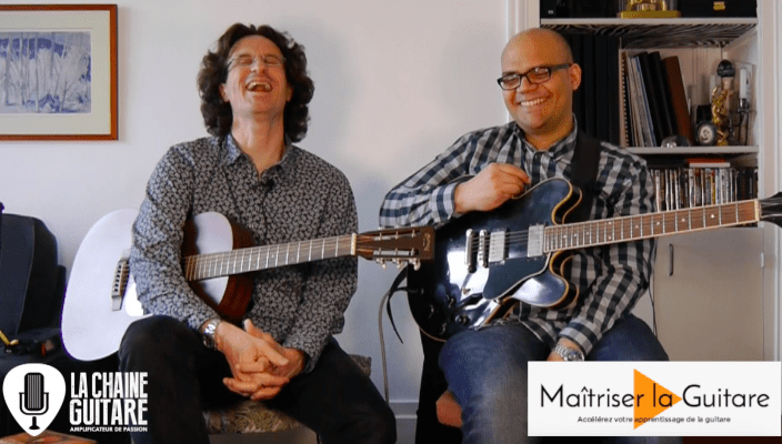 podcast guitare francophone