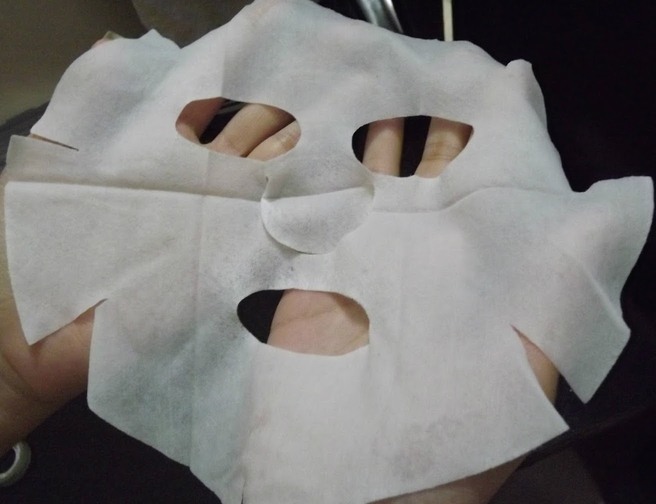 #Review: I'm Real Lemon Mask Sheets (Brightening) By Tony