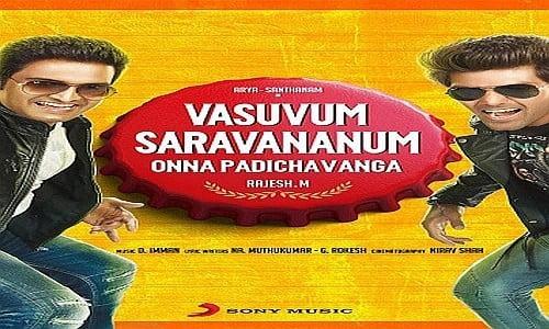 vasuvum saravananum tamil movie
