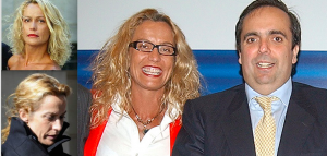 "Carmen Rguez Quijano y ""Willy"" Ortega"