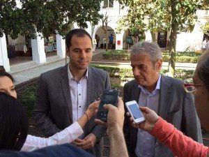Reina y Aguado (Cs) ayudarán al PP en administración pero lo critican por la corrupción universitaria
