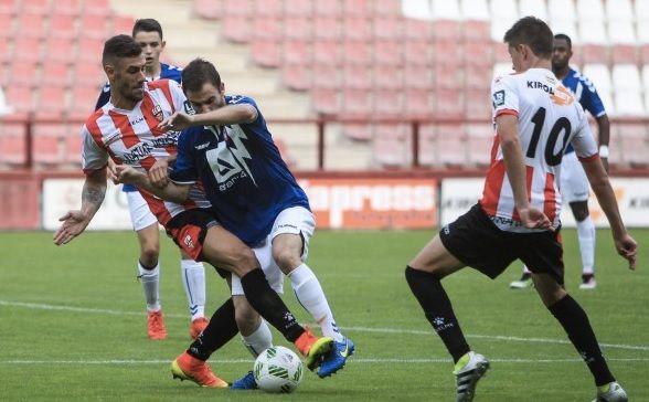 Deporte fin de semana: Logroñés, Getxo, Jaca, León, Móstoles, Arganda y Alcalá, rivales