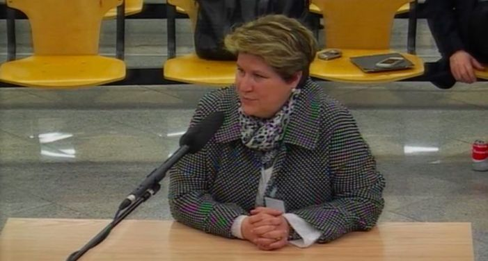"""Gema Matamoros, esposa del ex alcalde """"Willy"""": """"con la extra cobrábamos 24.000 € al mes"""""""