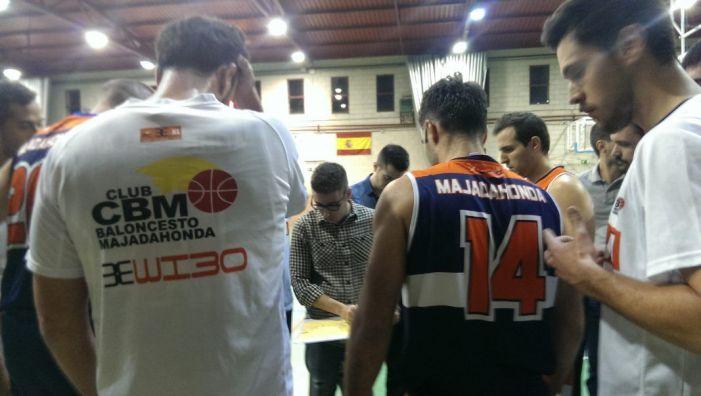 Baloncesto: los senior del CB Majadahonda encabezan las 10 victorias del fin de semana