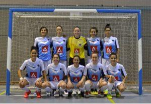 """Fútbol sala femenino: Majadahonda adelanta los """"sanfermines"""" en Navarra y remonta al Txantrea (1-3)"""