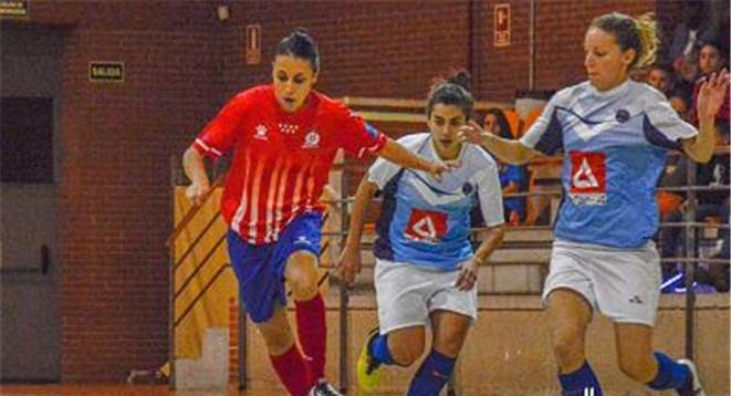 Fútbol sala femenino: Majadahonda cae goleada ante el Atleti pese a su brillante primera parte