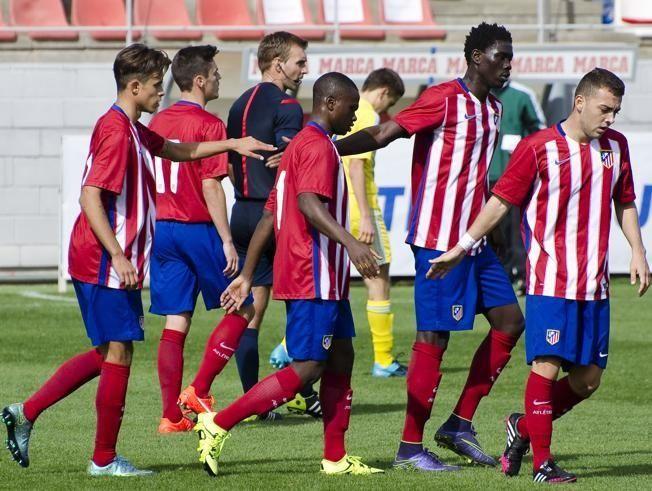 Fútbol Juvenil: At. Madrid agradece al Rayo Majadahonda su empate y Real Madrid lo achaca a la Champion
