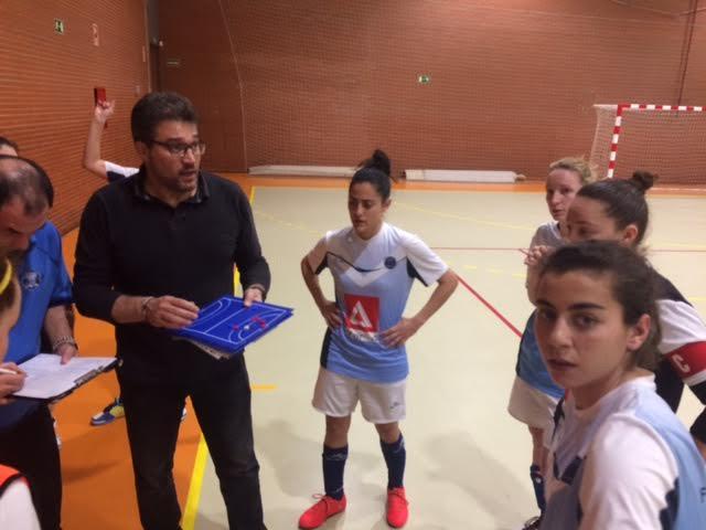 Fútbol sala femenino: Majadahonda se aupa a 3 puntos de la Copa tras vencer al Cidade (3-0)