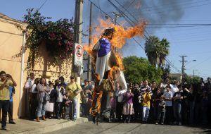 """La """"Quema del Judas"""", una tradición de Majadahonda que pervive en la España profunda"""