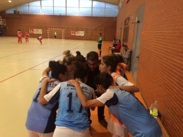 "Fútbol Sala Femenino: Majadahonda monta el ""Poio"" al Pontevedra e iguala un disputado partido (3-3)"