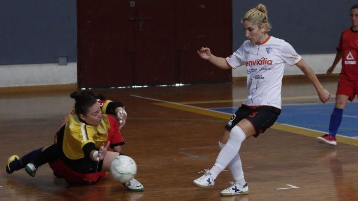 Fútbol sala femenino: Majadahonda cae frente al Ourense (7-0) pero el sueño del Copa sigue vivo