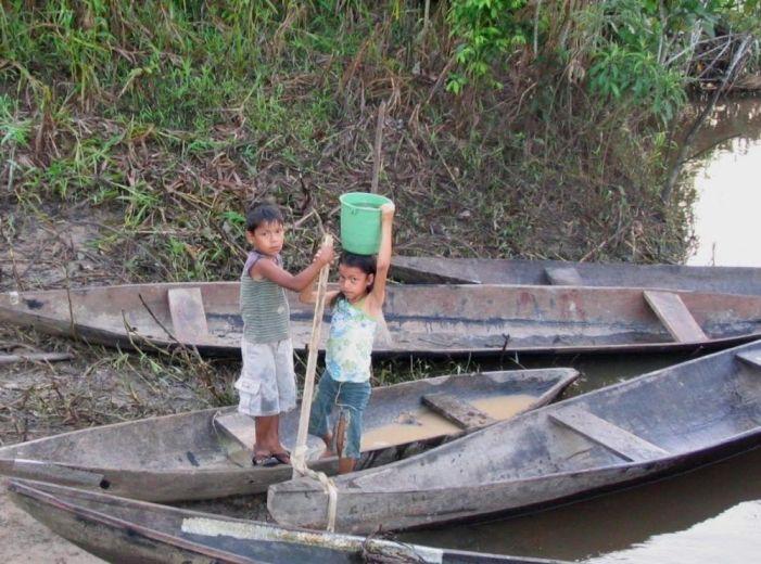 Amazonia-Requena lleva el nombre de Majadahonda a Perú y lo identifica con solidaridad