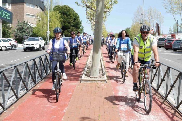 Un carril bici unirá Pozuelo y Majadahonda por Monteclaro en 6 meses