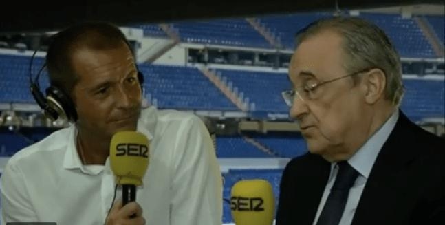 Florentino Pérez: los 2 millones del Rayo Majadahonda por Theo los pagó el Real Madrid