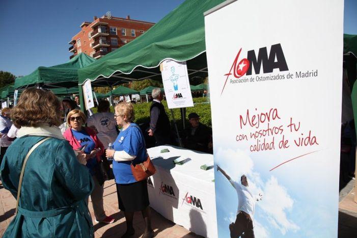 Majadahonda corre solidariamente en apoyo al Ostomizado (Enfermedad de Crohn)