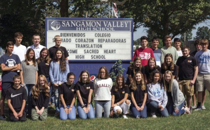 Estudiantes de Majadahonda visitan Illinois (EE.UU) y comparan ambos sistemas educativos
