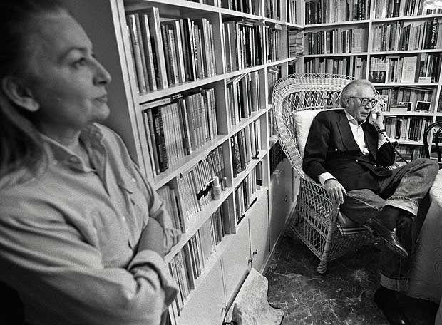 La noche en que el escritor Umbral y su mujer María España viajaron en un camión de la basura