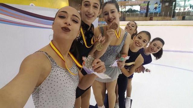 Protagonistas Deporte Majadahonda: hockey hielo femenino (Kiana Strand), rugby masculino (Pablo Fontes) y patinaje (Marian Millares)