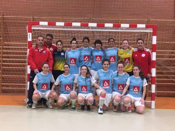 Fútbol sala femenino: al Majadahonda le sale caro el marisco gallego ante Poio Pontevedra (2-2) y Amarelle Coruña (2-9)