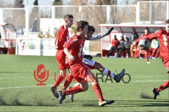 Protagonistas Deportes: fútbol juvenil División de Honor, CR Majadahonda B (rugby) y SAD Majadahonda (hockey hielo)